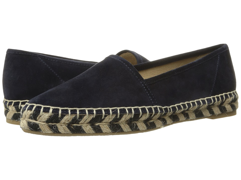 Frye - Lee A Line (Navy Suede) Women