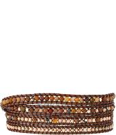 Chan Luu - 32' Pietersite Mix Wrap Bracelet