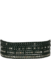 Chan Luu - 32' Black Sardonyx Mix Wrap Bracelet