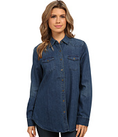 Angie - Long Sleeve Button Up Shirt