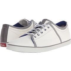 Clarks Rorric Canvas Mens Shoes