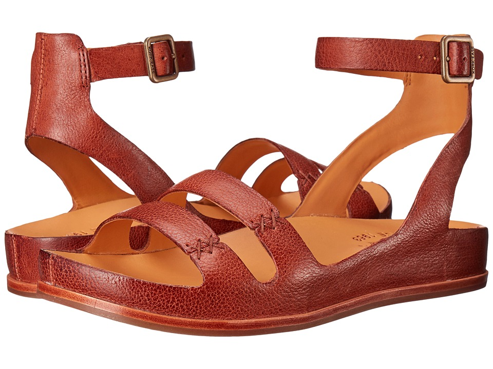 Kork Ease Audrina Brown Womens Sandals