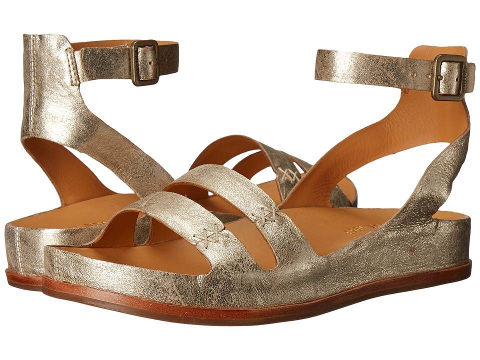 Kork Ease Audrina Gold Metallic Womens Sandals