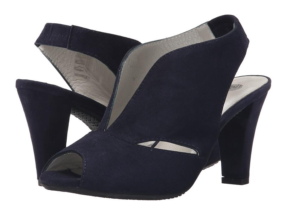 Eric Michael Peru (Navy) Women's  Shoes