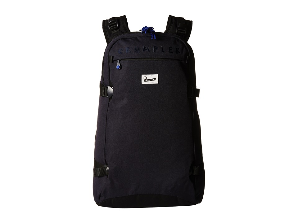 Crumpler - Low Level Aviator 30L 3 Day Travel Backpack (Bluestone) Backpack Bags
