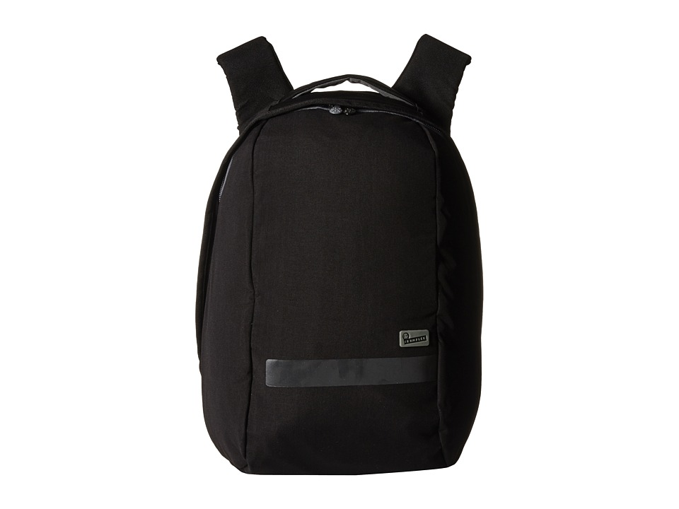 Crumpler - The Ramping Mob Commuter Laptop Backpack (Black) Backpack Bags