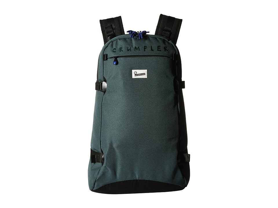Crumpler - Low Level Aviator 30L 3 Day Travel Backpack (Fence Post Green) Backpack Bags