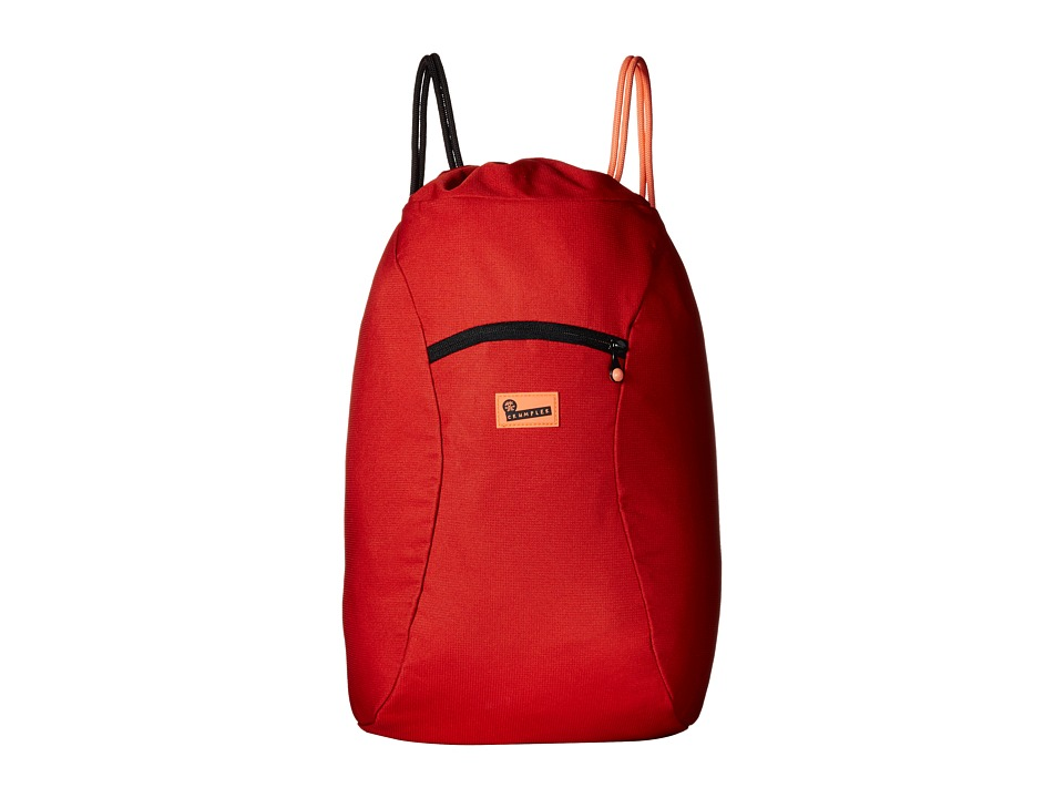 Crumpler - The Squid Everyday Backpack (Rust Red) Backpack Bags