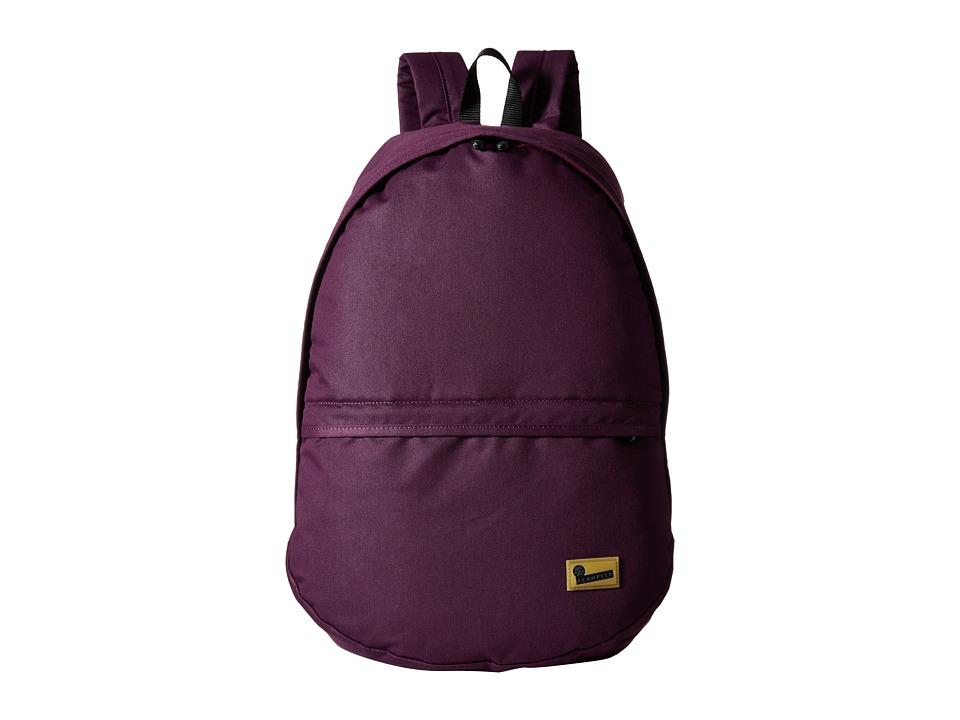 Crumpler - The Proud Stash Daypack (Plum) Backpack Bags