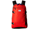 Crumpler Low Level Aviator 30L 3 Day Travel Backpack (Red)