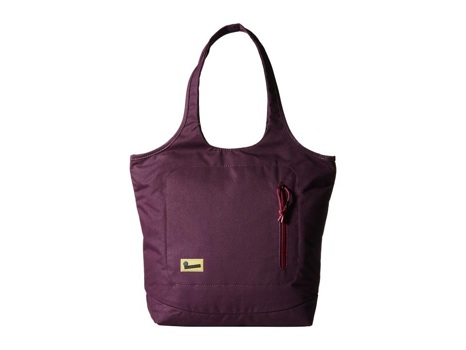 Crumpler - The Relish Everyday Tote (Plum) Tote Handbags