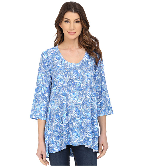 Nally & Millie Ditsy Floral Tunic