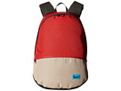 Crumpler The Private Zoo Laptop Backpack (Dark Red/Rust Red/Oatmeal)