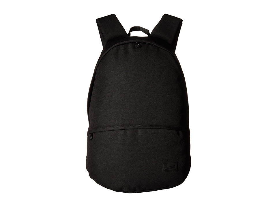 Crumpler - The Private Zoo Laptop Backpack (Black) Backpack Bags