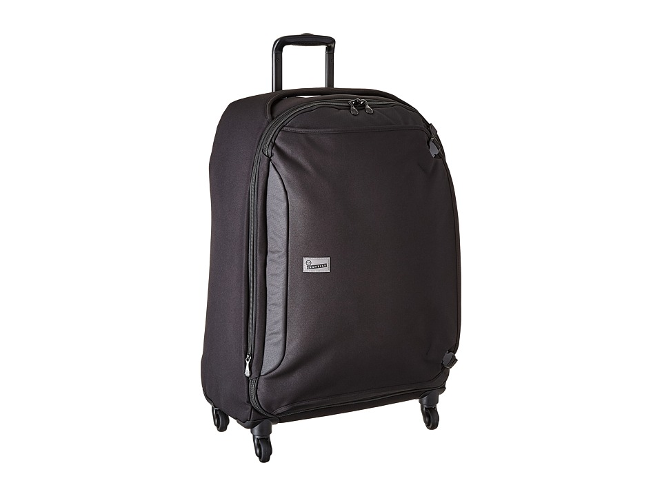 Crumpler - The Dry Red No 11 Check-In Luggage (Black) Suiter Luggage