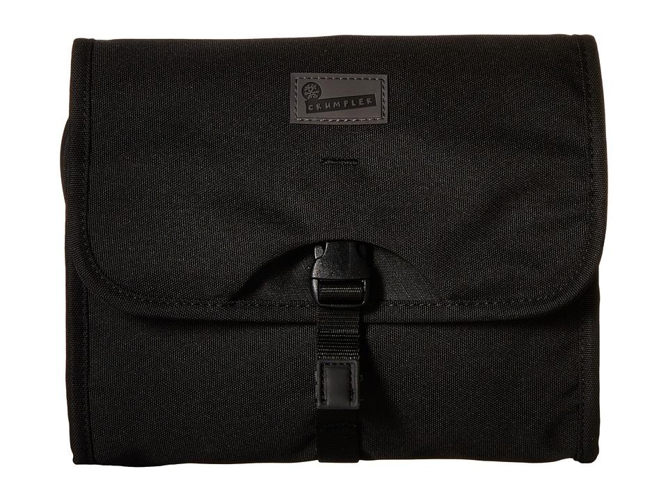 Crumpler Dry Red No 1 Toiletry Kit Black Messenger Bags