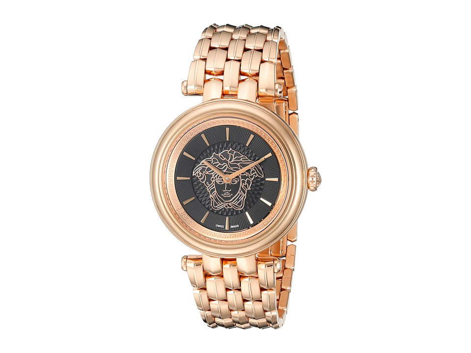 Versace Khai VQE05 0015 Rose Gold Watches