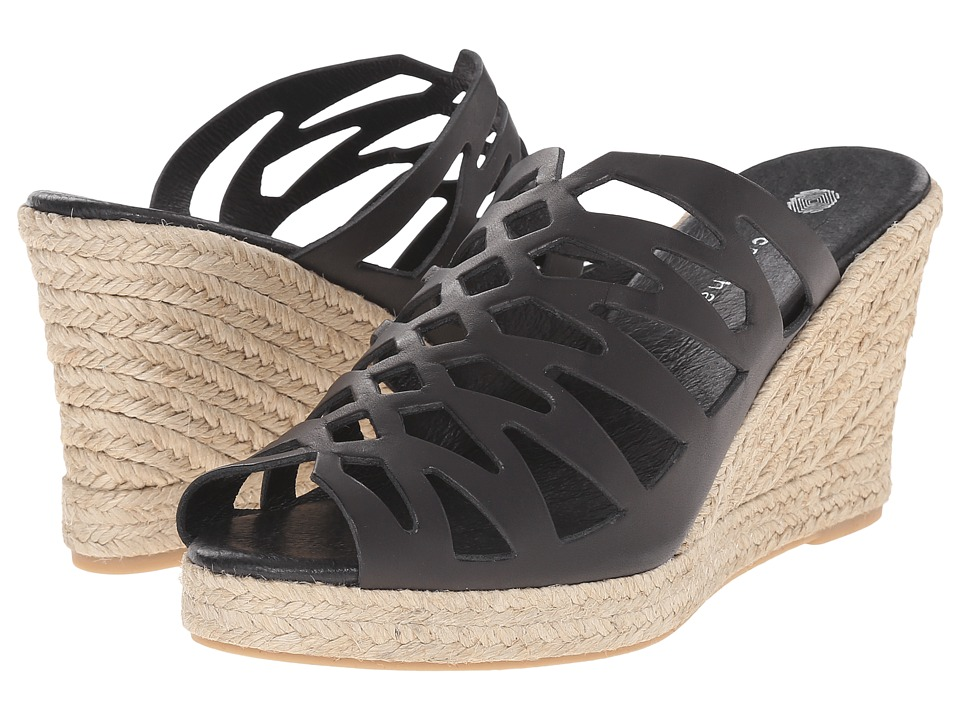 Eric Michael Madrid Black Womens Shoes