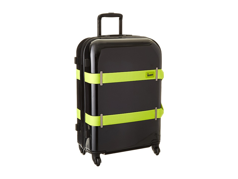 Crumpler - Vis-A-Vis Cabin 4 Wheeled Luggage (Snot Green) Luggage