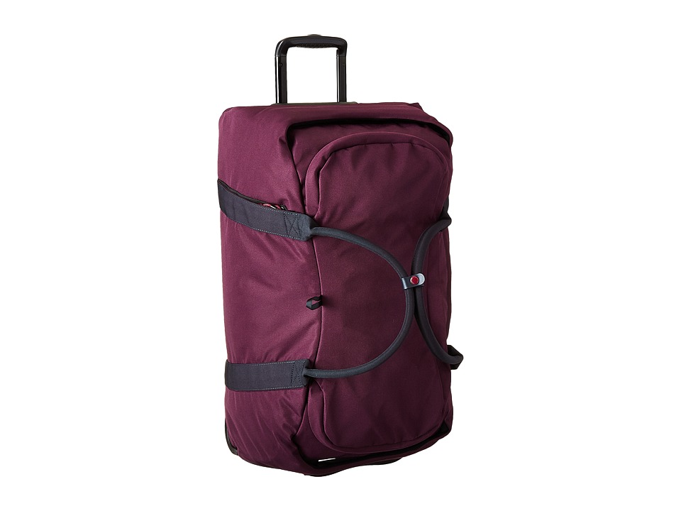 Crumpler - The Spring Peeper 23 Check-In (Plum/Bluestone) Duffel Bags