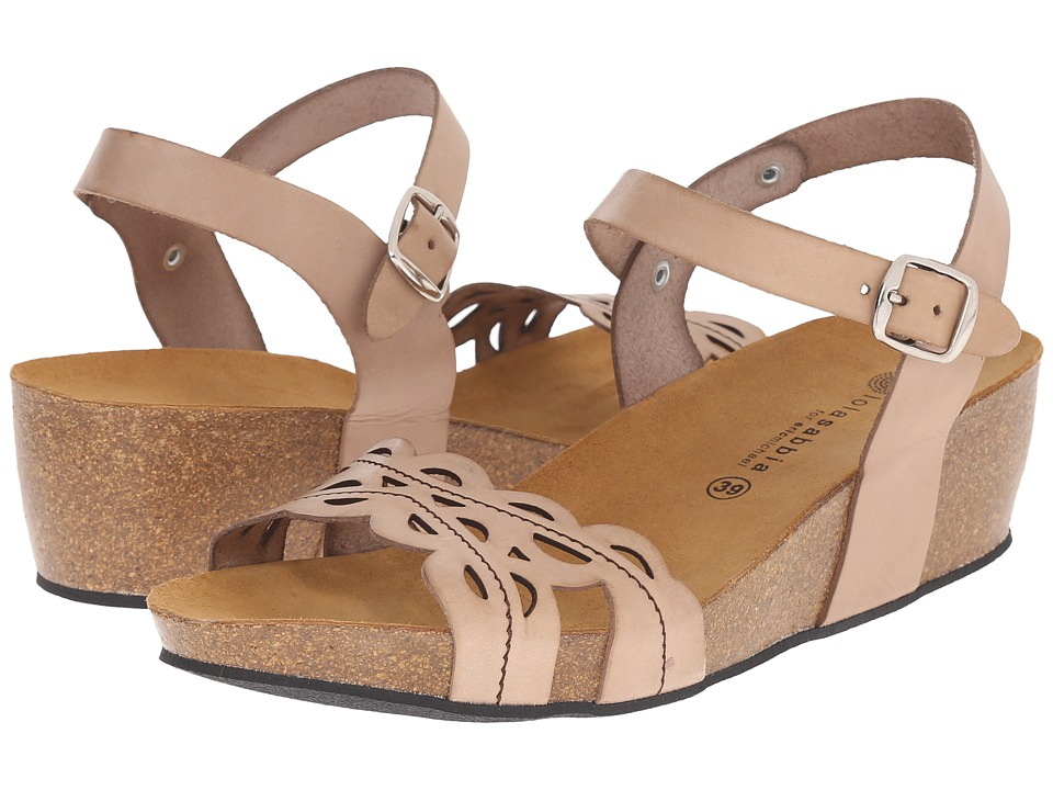 Eric Michael Royal Beige Womens Shoes