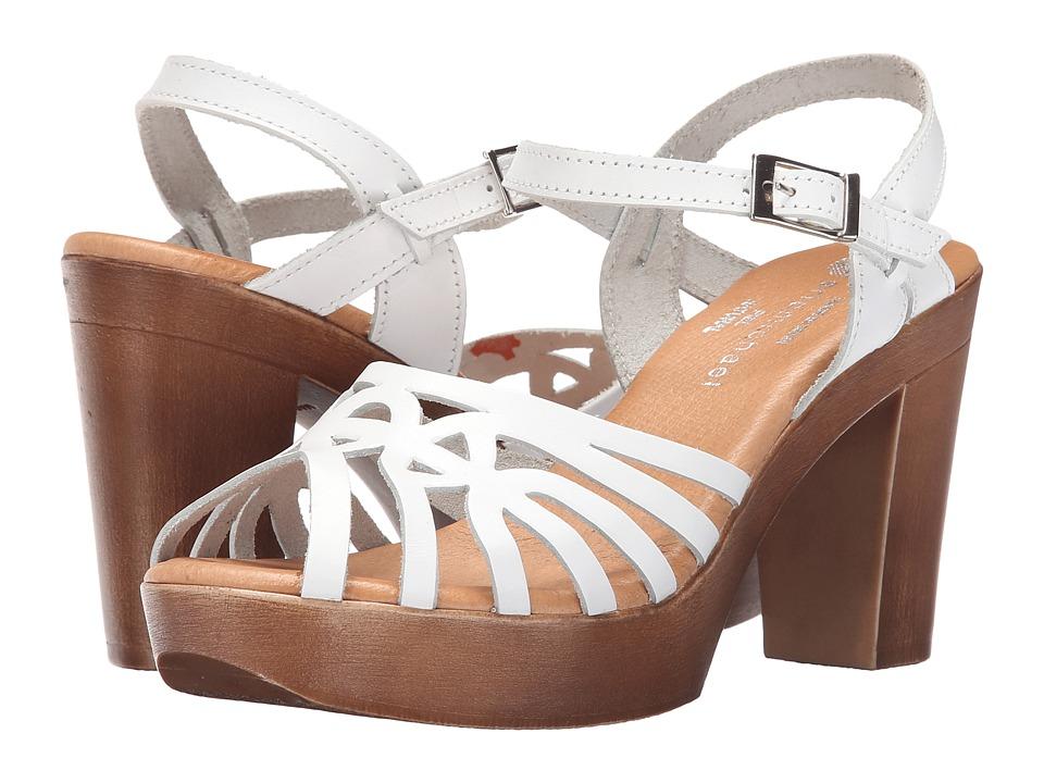 Eric Michael - Rosie (White) High Heels