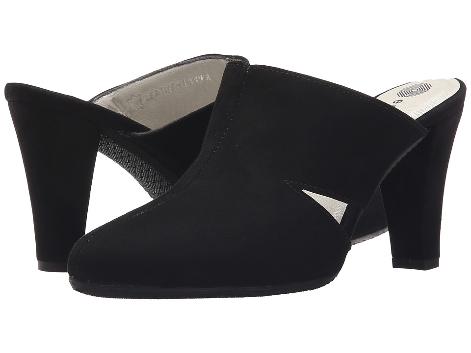 Eric Michael Andes Black Womens Shoes