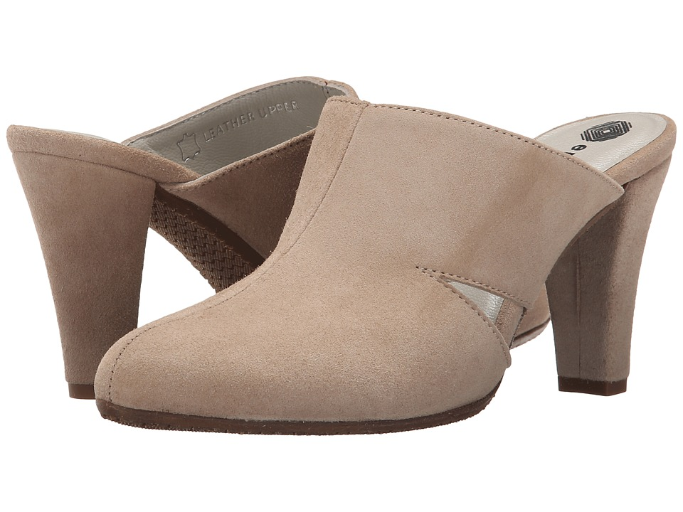 Eric Michael Andes Beige Womens Shoes