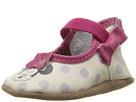 Robeez Disney(r) Baby by Robeez Hey Minnie Mary Jane Soft Sole (Infant/Toddler)
