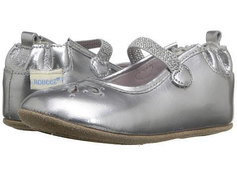 Robeez Nora Mini Shoez (Infant/Toddler) - Silver