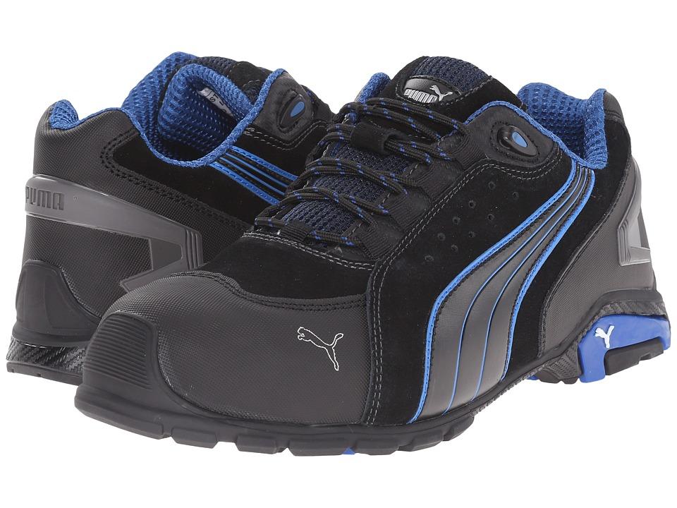 PUMA Safety - Rio (Black) Men's Work Boots