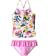 Seafolly Kids - Tangled Garden Singlet Bikini (Toddler/Little Kids)
