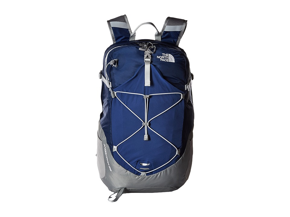 The North Face - Angstrom 28 (Estate Blue/Q-Silver Grey) Day Pack Bags