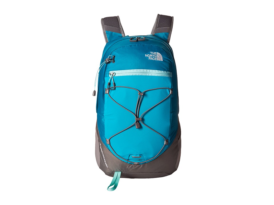 The North Face - Angstrom 20 (Bluebird/Q-Silver Grey) Backpack Bags