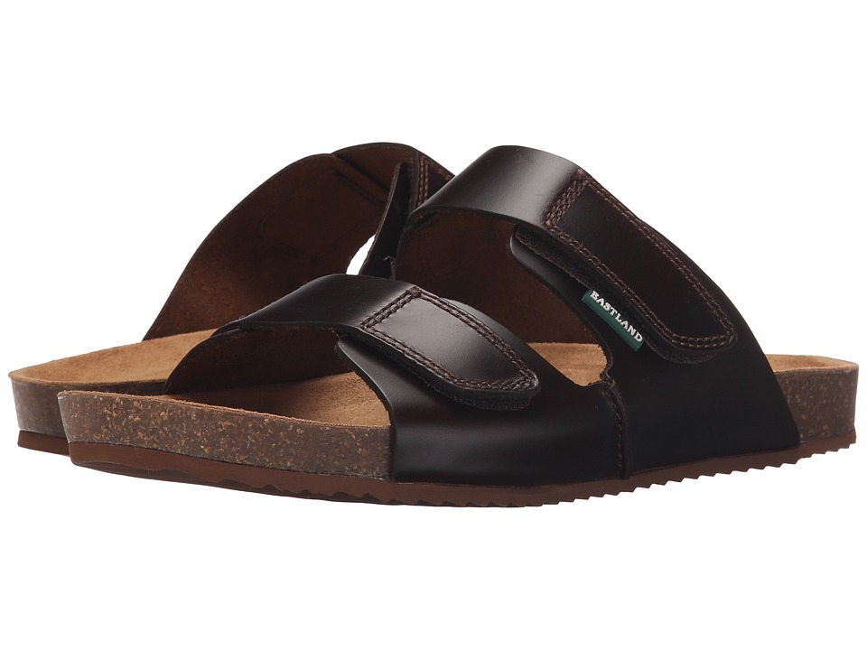 Eastland 1955 Edition Caleb Brown Leather Mens Sandals