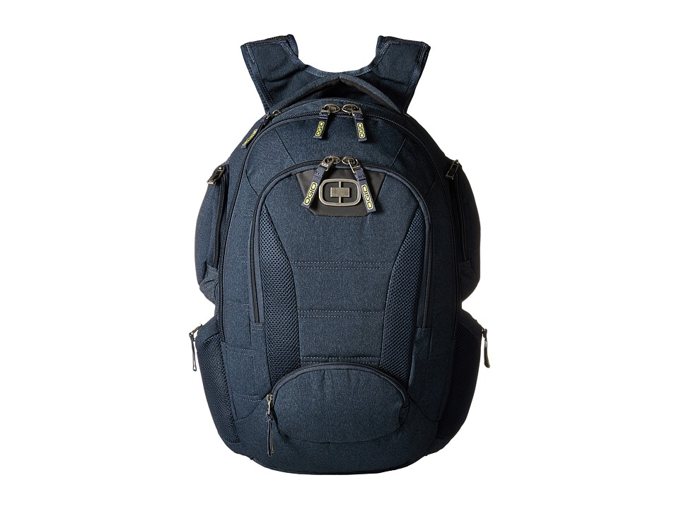 OGIO Bandit Pack Heathered Blue Backpack Bags