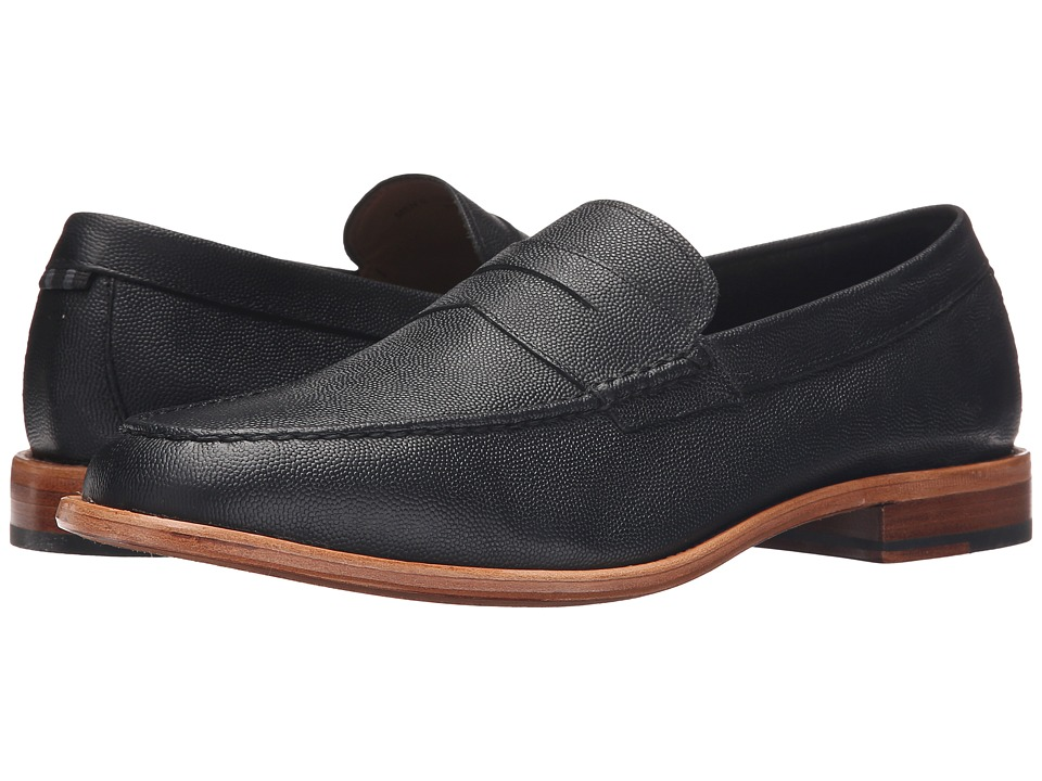 Cole Haan Willet Penny Loafer Black Mens Slip on Shoes