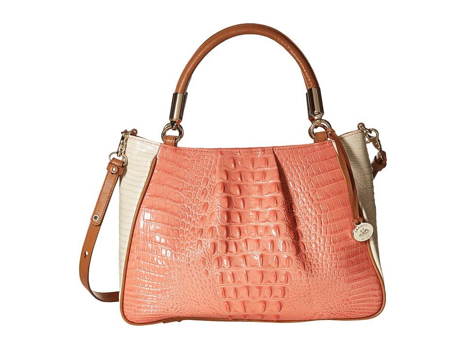Brahmin Ruby Creamsicle Handbags