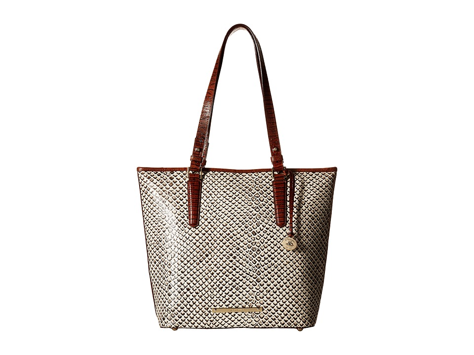 Brahmin Asher Tote Onyx Tote Handbags