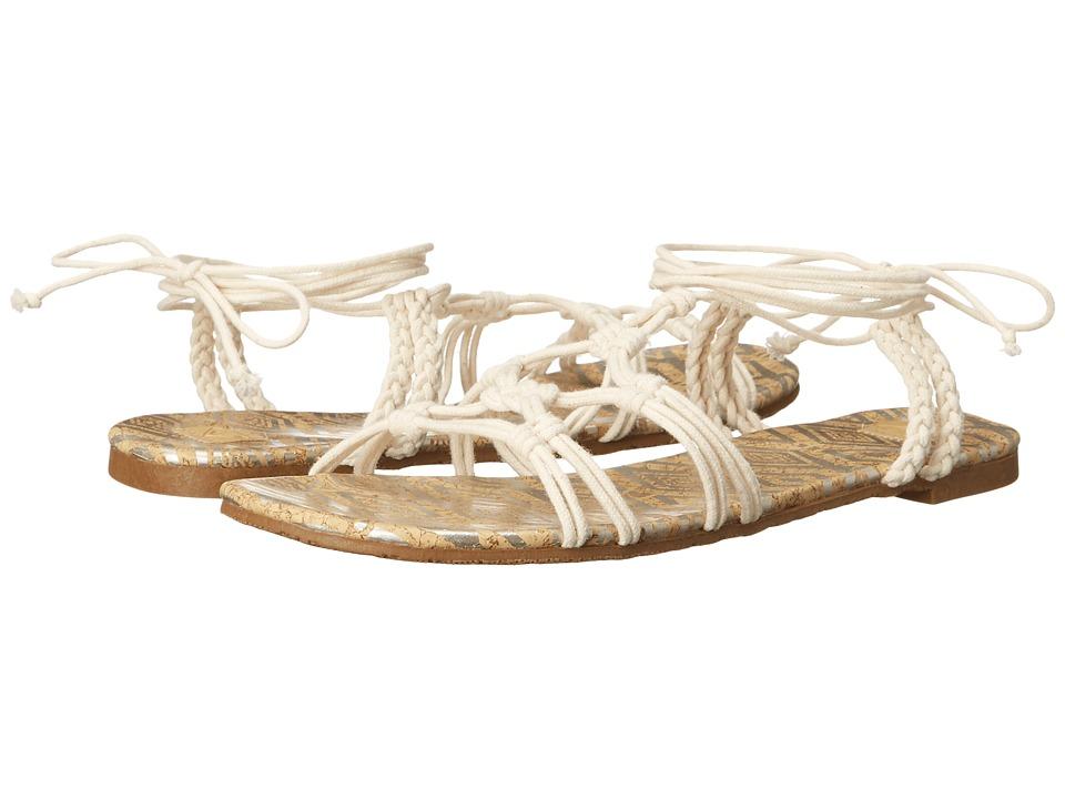 Roxy Mari White Womens Sandals
