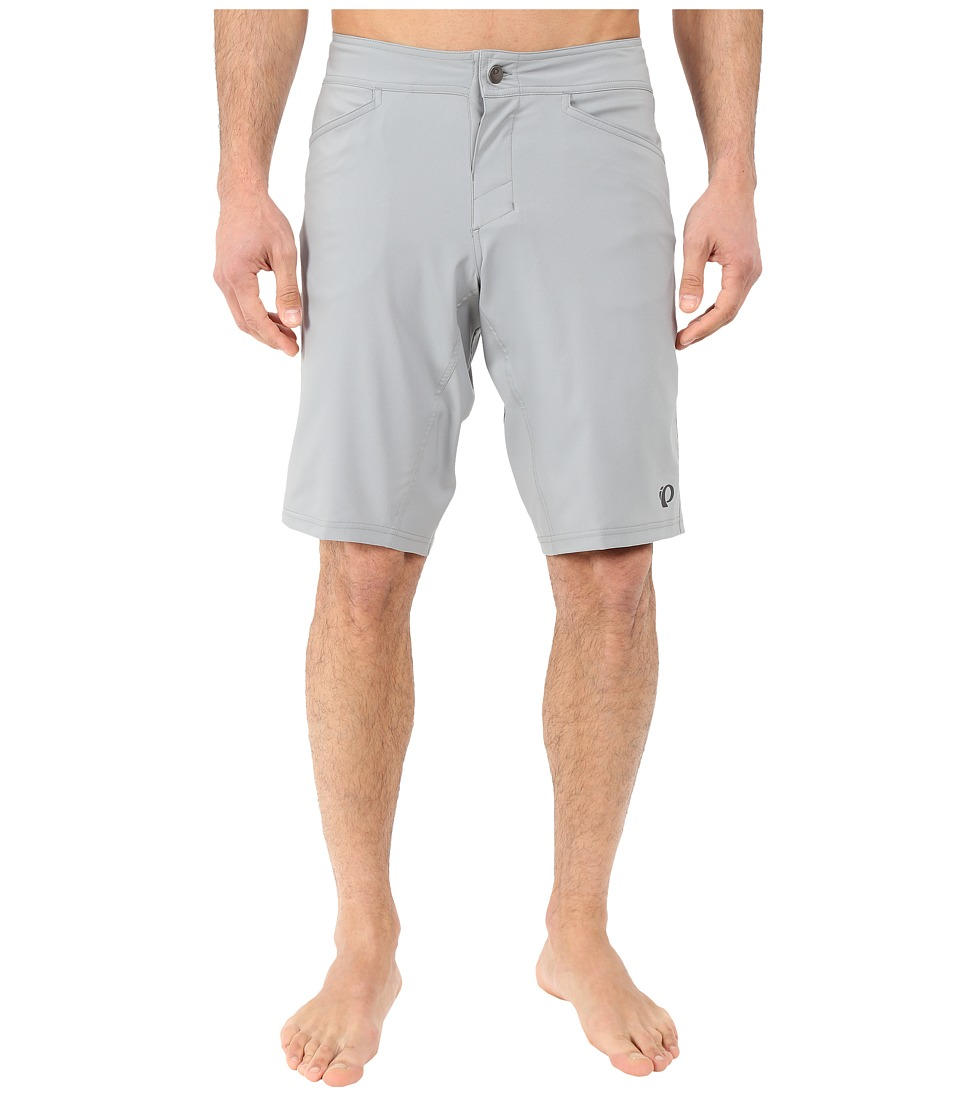 Pearl Izumi Journey Shorts (Monument Grey) Men
