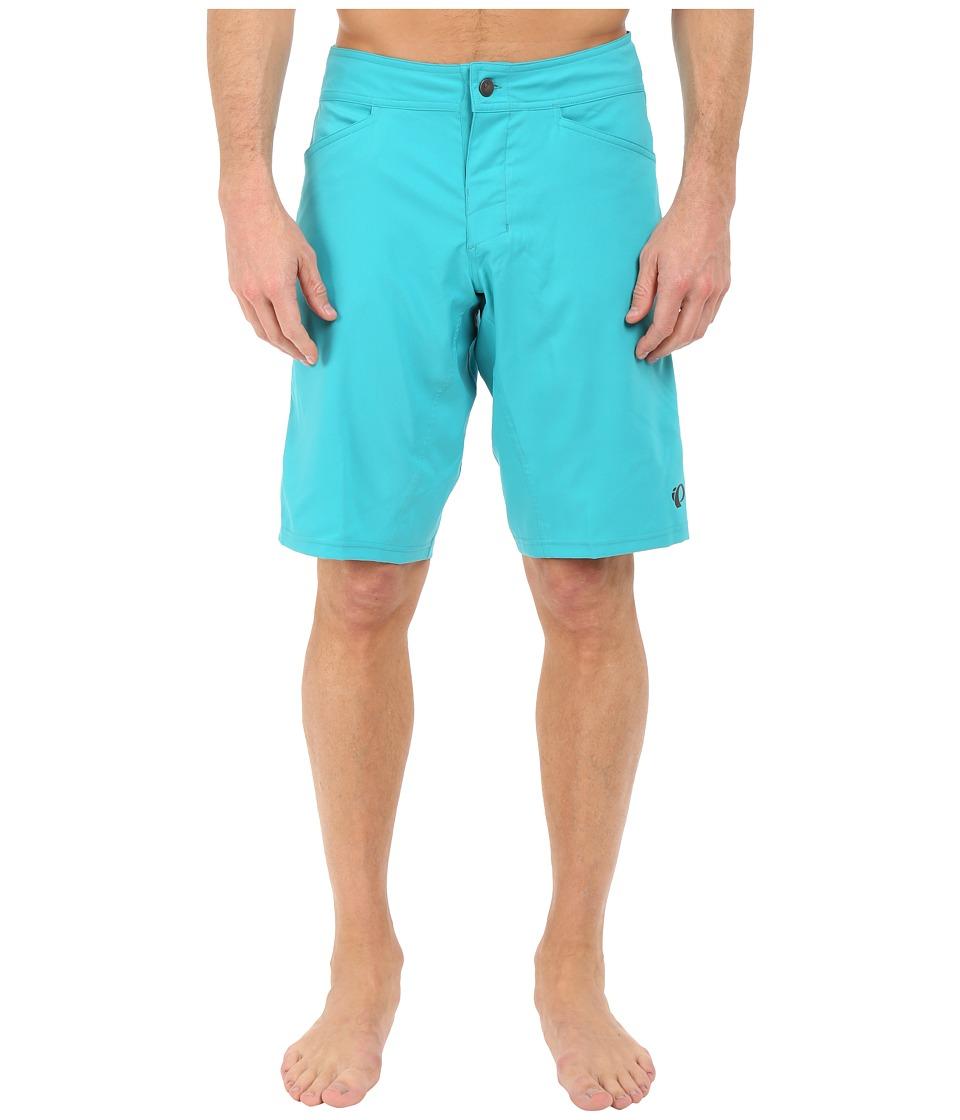 Pearl Izumi Journey Shorts Viridian Green Mens Shorts