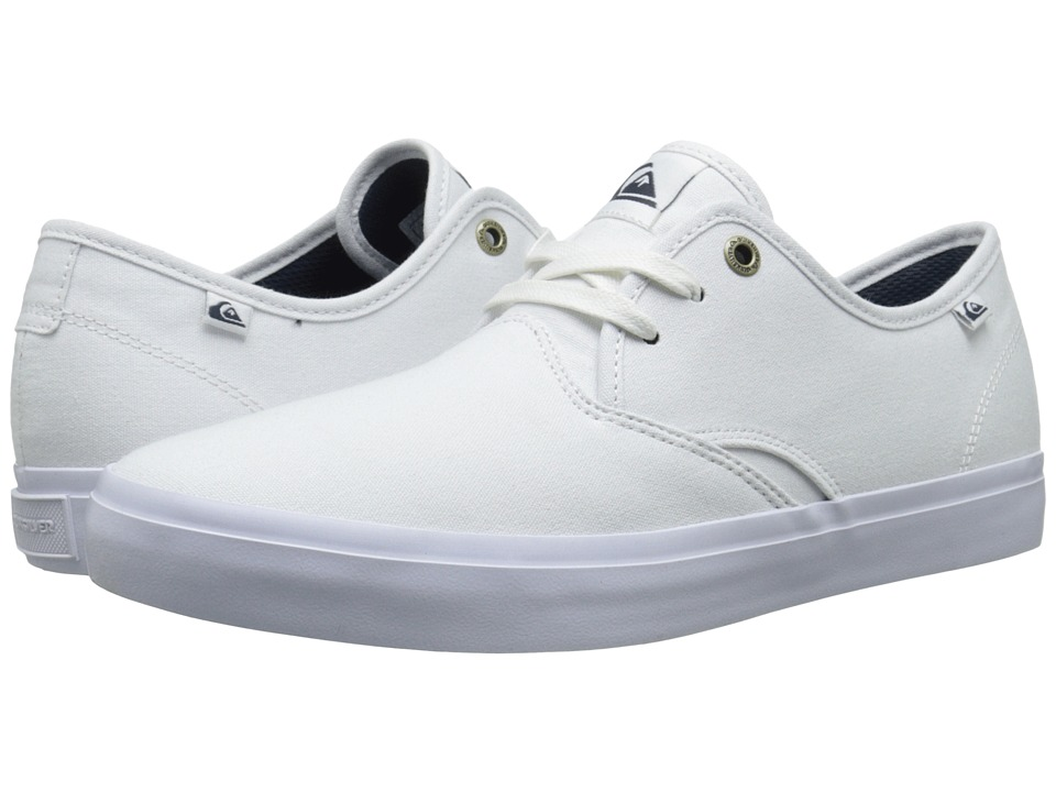 Quiksilver - Shorebreak (White/White/White 2) Men