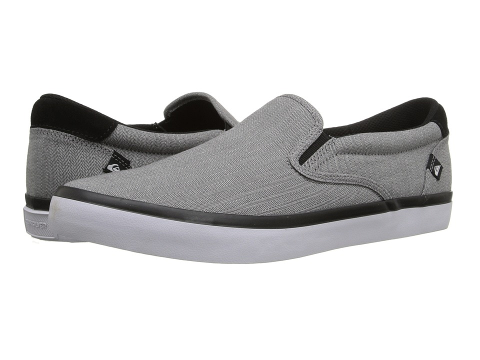 Quiksilver - Shorebreak Slip-On (Grey/Black/White) Men