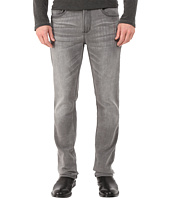 Buffalo David Bitton - Fred-X Easy Fit Jeans in Light Grey Fleece
