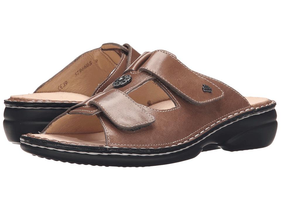 Finn Comfort Pattaya 2558 Taupe Womens Sandals