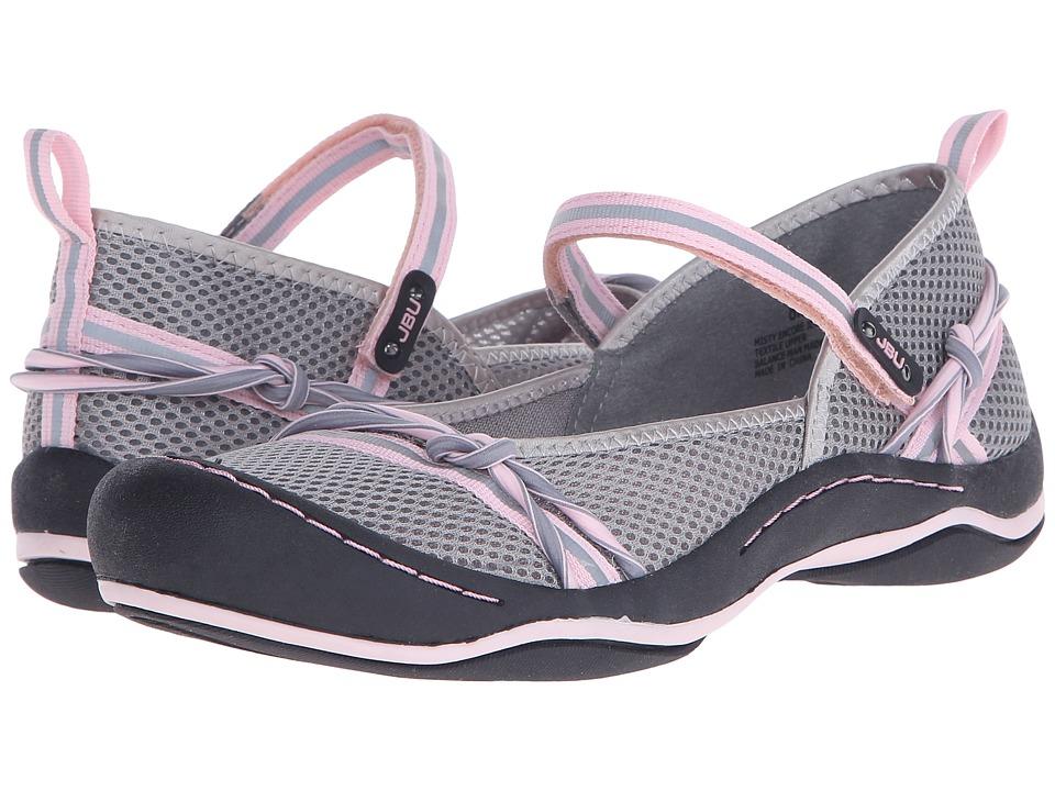 JBU - Misty Encore (Grey/Petal) Womens Shoes