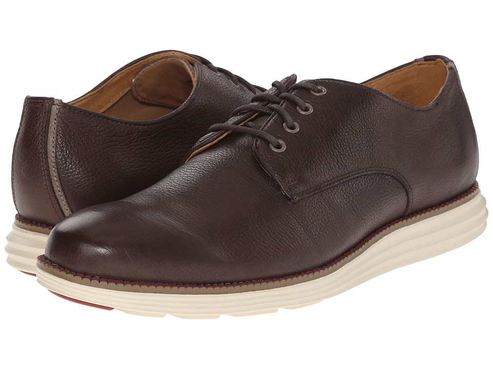 Cole Haan Original Grand Plain Oxford Java Mens Lace up casual Shoes