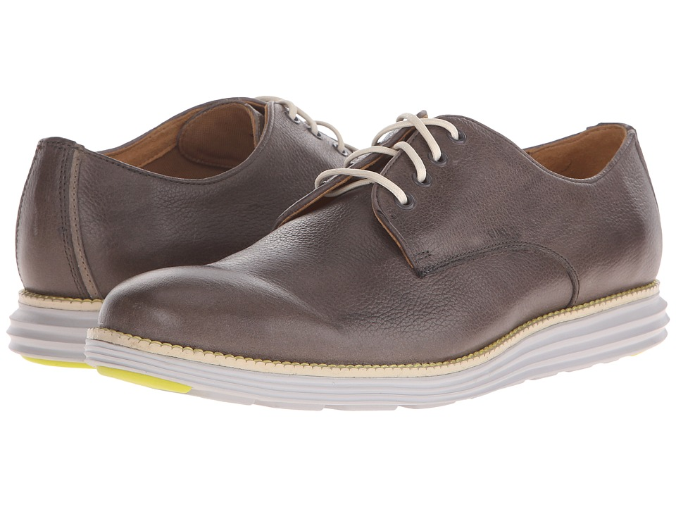 Cole Haan Original Grand Plain Oxford Stormcloud Mens Lace up casual Shoes