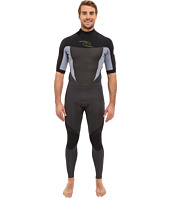 Rip Curl - Dawn Patrol Back Zip 2/2 Short Sleeve Full Suit